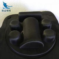 源头厂家 XPE小罐茶内衬 茶具EVA包装底部缓冲垫热压成型来样订制