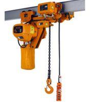 专业供应起吊重物、物料装卸5T*3M环链电动葫芦 链条式提升机