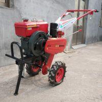 小型除草机 多功能农用手扶式耕田设备 大棚专用旋耕机 欢迎选购