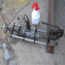 宇成牌DZG23电动钻孔机 50kg钢轨铁路电动钻孔机