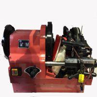 3寸套丝机 套丝机价格 51圆管电动切管机