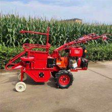 亚博国际真实吗机械186型号柴油玉米收获机 家用手扶玉米收获机 柴油手推玉米收获机厂家