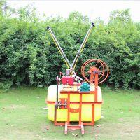 供应佳诚新款四轮拖拉机带动打药机 农田喷雾机 果树喷雾打药机