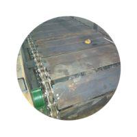 链板输送机配件多少钱环保 镀锌板链板运输机