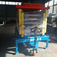 厂家直销 SJY型 移动式升降台 四轮移动或两轮牵引液压升降机
