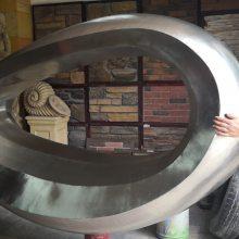 厂家定制户外不锈钢雕塑/抽象雕塑