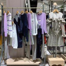 莫之琪米祖19年淘宝直播折扣女装品牌货源原创设计师品牌女装货源打包走份批发女装尾货批发网多种分格多种