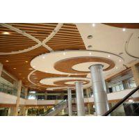 走道造型铝格栅吊顶天花款式,U型金属铝方通规格采购