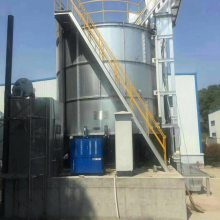 豫万通畜禽粪污处理设备有机肥发酵罐多少钱