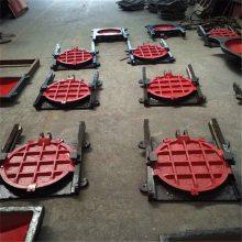 1000*1000手动平板闸门价格 铸铁闸门的安装方法