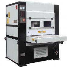 祥生SP800激光冲压切割零件去毛刺去披锋表面处理设备