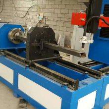 中拓等离子方管切割机 不锈钢碳钢金属切割机 方管圆管激光切割机