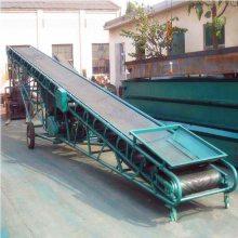 供应封闭式高低可调一米宽皮带输送机_全自动工业废料输送机