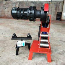 液压切管机 电动219消防镀锌管切割机水管切管机电动不锈钢割管机