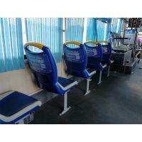 百货客户信赖长沙公交车广告--投放长沙公交车座椅靠背广告