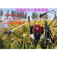 汽油家用割草机 小型动力除草机 枣树松土机