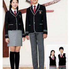 西安西装订做厂家 定做儿童西服、中学生西装 校服