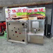 甘肃热销小型玉米棒机 箱式杂粮麻花膨化机