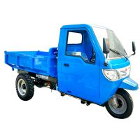 工程三轮车-养殖三马子-柴油三轮车自卸建筑工程使用