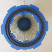 腾达厂家供应喷粉喷塑喷涂滤芯工业空气过滤器除尘粉末回收滤芯滤筒抛丸机滤筒