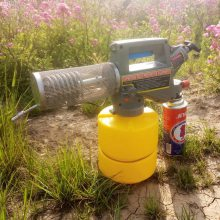 野外影视拍摄烟雾机 婚纱摄影造烟机 便携式小型热力烟雾机