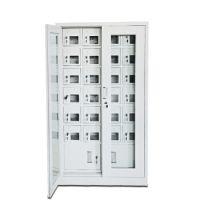 欧米格手机存放柜机械式锁具金属柜4*5部队学校手机寄存柜