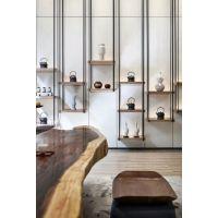源头厂家 专业定制不锈钢架 家居艺术置物架 创意装饰架