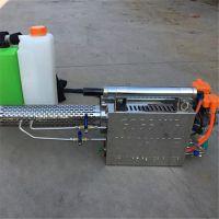 润林厂供大棚打药机 脉冲式汽油烟雾机 脉冲式喷雾打药机