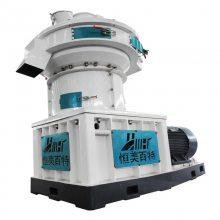恒美百特专业生产锯末颗粒机 木屑压块机 秸秆成型机 专业