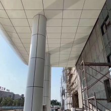 方柱铝单板 幕墙装饰板 规格齐全