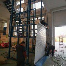 乌海航天二层液压升降货梯价格 工厂电动升降机平台 电动升降机 厂家送货上门