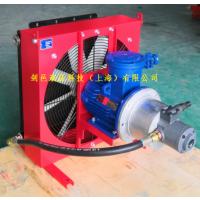 剑邑ELZX系列矿用防爆永磁同步电动滚筒专用冷却散热系统装置