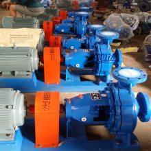 清水泵IS100-80-315离心泵的工作原理厂家-源润水泵