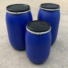 榆林125升塑料桶 安康125公斤KG塑料桶 新利厂家直销
