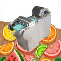 亚博国际真实吗机械 多功能食堂切菜机 海带土豆酸菜切丝机 柠檬山楂切片机