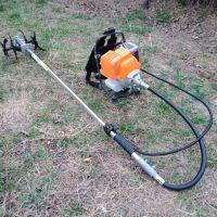 四冲程精品小型汽油割草机 背负式侧挂式新款牧草割灌机澜海