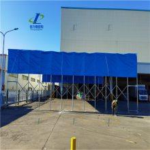 推拉篷生产厂家_大型推拉遮阳篷设计雨棚