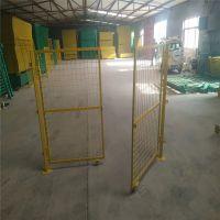 车间钢丝隔离网 机械设备浸塑防护网 厂区防盗护栏网