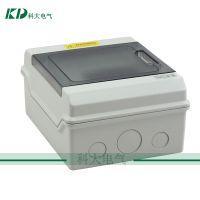 批发GDB-06PC料防水配电箱 IP67明装防水配电箱 照明控制箱配电柜