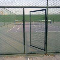 浸塑勾花护栏网 球场护栏网 绿色勾花网