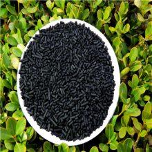 宁夏煤质柱状活性炭价格规格尺寸-锦豪环保