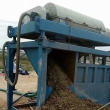 一体化污水处理 不锈钢脱水机 尾矿泥浆脱水机 工业废水处理设备造纸黑碱液污水处理