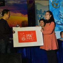 广州剪纸演出/剪纸教学表演/民间艺术剪纸/非物质文化遗产剪纸工艺