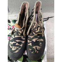 冬季雪地棉解放鞋批发厂家