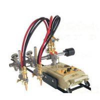 路邦机械半自动火焰切割机 CG1-100气割机 半自动火焰切割小车