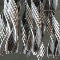 adss光缆耐张线夹转角用双层预绞丝杆塔耐张金具