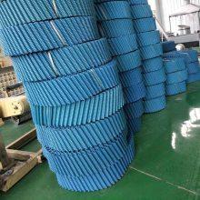 阻燃耐温60度斜交错填料_ 恒冷塑料填料专业制造商 PVC/PP材质