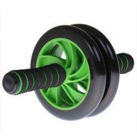 健腹轮腹肌轮收瘦腰腹轮滚轮巨轮静音运动健身器材家用 体育用品