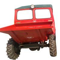 两驱前卸式翻斗车 多种马力可选择的翻斗车 厂家生产大马力四轮车