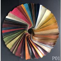 供应优质1.0MM华城牌PVC沙发皮革,油蜡皮,PU人造革